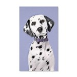 Dalmatian 20x12 Wall Decal