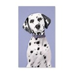 Dalmatian 35x21 Wall Decal