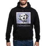 Dalmatian Hoodie (dark)