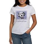 Dalmatian Women's Classic White T-Shirt