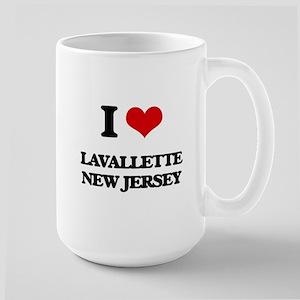 I love Lavallette New Jersey Mugs