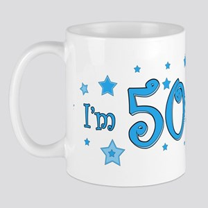 I'm 50 time to party Mug
