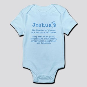 The Meaning of Joshua Body Suit