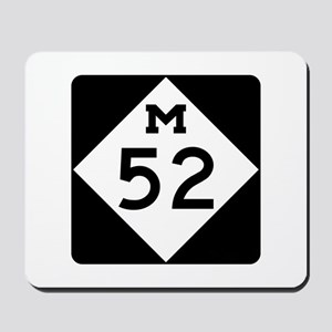 M-52, Michigan Mousepad
