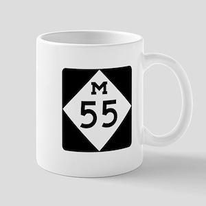 M-55, Michigan Mug