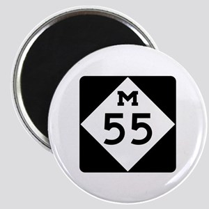 M-55, Michigan Magnet