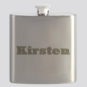 Kirsten Gold Diamond Bling Flask