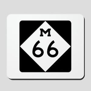 M-66, Michigan Mousepad