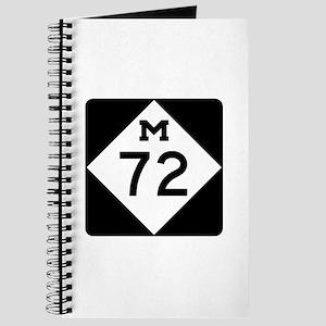 M-72, Michigan Journal