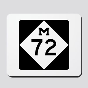 M-72, Michigan Mousepad