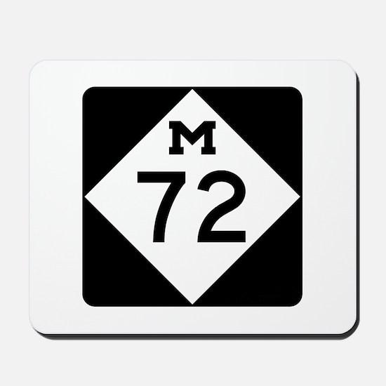 M-72, Michigan Mousepad