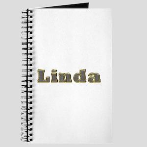 Linda Gold Diamond Bling Journal