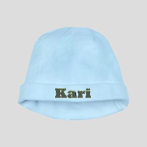 Kari Gold Diamond Bling baby hat