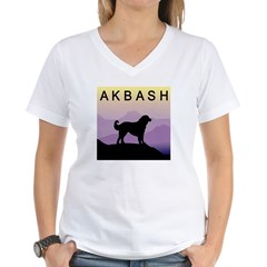 Akbash Purple Mountains Shirt
