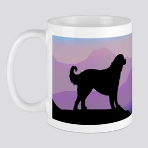 Akbash Purple Mountains Mug
