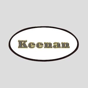 Keenan Gold Diamond Bling Patch