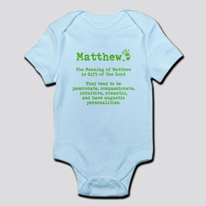 The Meaning of Matthew Body Suit