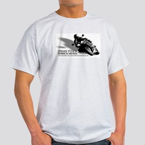 rubber to the road Ash Grey T-Shirt