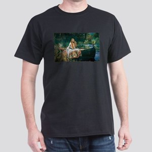 Waterhouse: Lady of Shalot T-Shirt