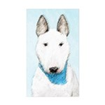 Bull Terrier Sticker (Rectangle 10 pk)