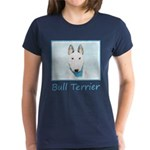 Bull Terrier Women's Dark T-Shirt