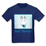 Bull Terrier Kids Dark T-Shirt