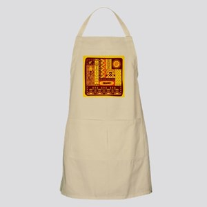 African Traditional Ornament Apron