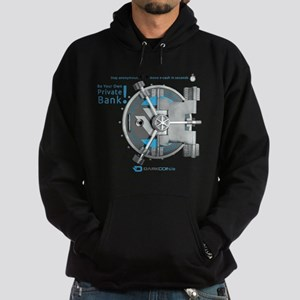 Darkcoin Be Your Own Private Bank Hoodie