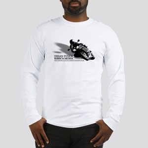 rubber to the road Long Sleeve T-Shirt