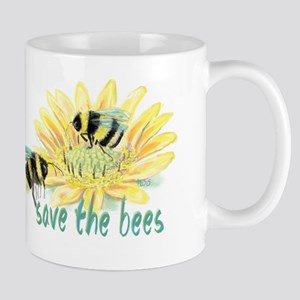 Save the Bees Mugs