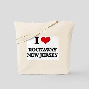 I love Rockaway New Jersey Tote Bag