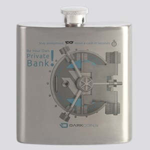 Darkcoin Be Your Own Private Bank Flask