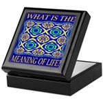 What Is The Meaning Of Life? Keepsake Box