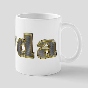 Jayda Gold Diamond Bling Mugs