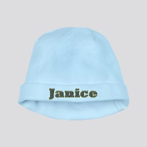 Janice Gold Diamond Bling baby hat