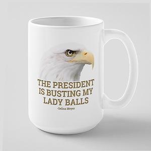 VEEP: Lady Balls Large Mug