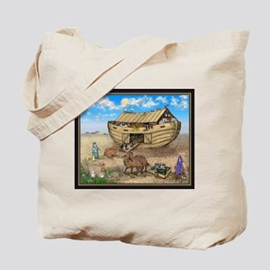 noahs ark cafe press Tote Bag