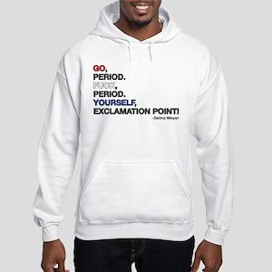 VEEP: Go Period! Hooded Sweatshirt