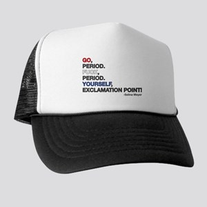 VEEP: Go Period! Trucker Hat