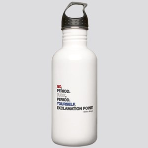 VEEP: Go Period! Stainless Water Bottle 1.0L