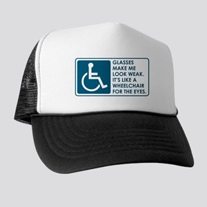 VEEP: Glasses Trucker Hat
