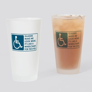 VEEP: Glasses Drinking Glass