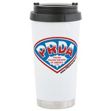 PRDA Polish Racing Driv Stainless Steel Travel Mug