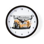PRDA McLaren Jerobeeeee Wall Clock