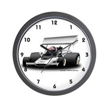PRDA Formula 5000000 Wall Clock