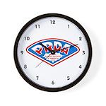 Prda Wall Clock