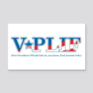 VEEP: Vice President Rectangle Car Magnet