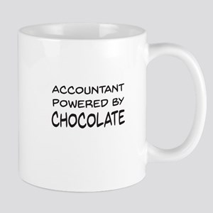 Accountant Powered By Chocolate Mugs