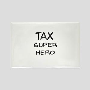 Tax Super Hero Magnets