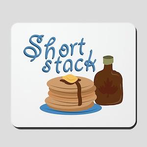 Short Stack Mousepad